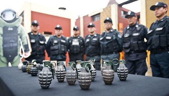 Explosivos: el 90% de llamadas a la PNP son 'falsa alarma'