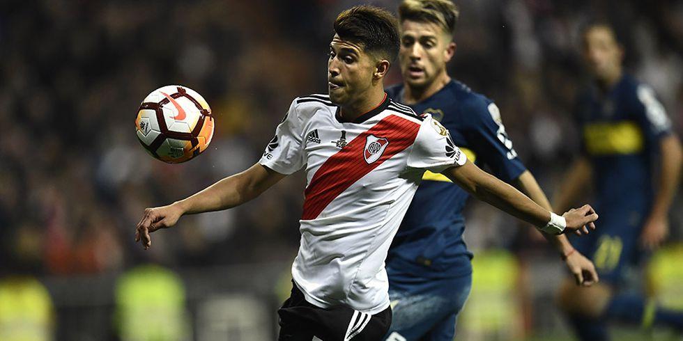 River Plate y Boca Juniors se enfrentaron la última vez en diciembre del 2018 en la final de la Copa Libertadores.