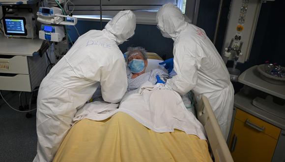 Coronavirus en Italia   Últimas noticias   Último minuto: reporte de infectados y muertos hoy, domingo 18 de octubre del 2020   Covid-19   (Foto: Alberto PIZZOLI / AFP).