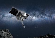 Sonda de EE.UU. alcanzará el asteroide Bennu en octubre y traerá muestras de su suelo a la Tierra