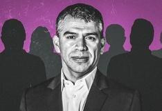 El círculo de confianza de Julio Guzmán: ¿quiénes corren con él?