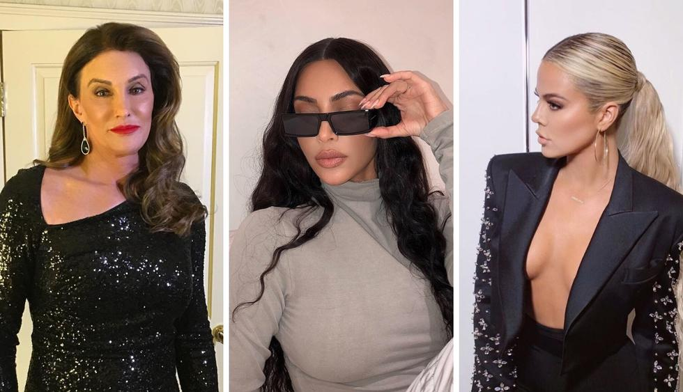 Khloé Kardashian se molestó con Kim Kardashian por invitar a Caitlyn Jenner a su última fiesta de Navidad. (Foto: Instagram)