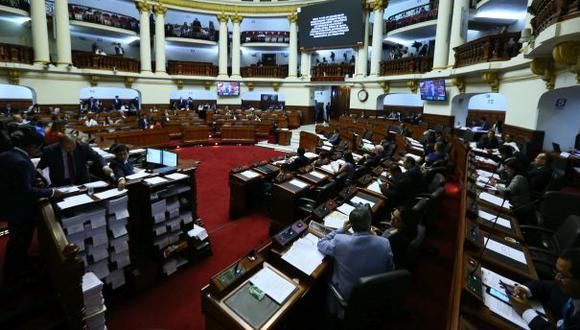 Congreso debatirá imprescriptibilidad para casos de corrupción