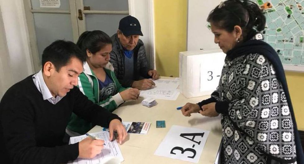 Las Elecciones Regionales y Municipales 2018 se desarrollarán el 7 de octubre. (Facebook/ONPE)