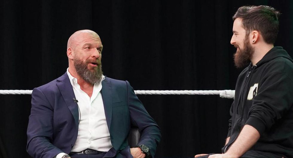 Triple H se refirió a la ausencia de Roman Reigns en Wrestlemania 36. (Foto: WWE)