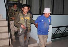 Vraem: capturan a principal colaborador de Sendero Luminoso en Libertad de Mantaro