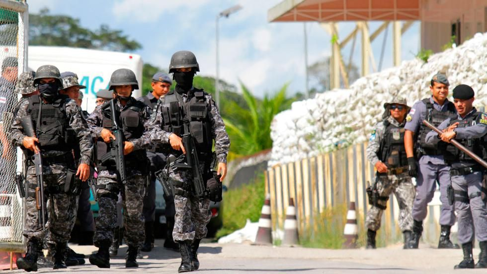 In May 2019, Brazilian authorities reported that 42 inmates died in four prisons in Manaus. The victims presented