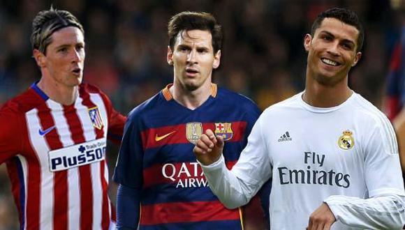 La Liga BBVA se encuentra en su etapa final. Barcelona, Atlético de Madrid y Real Madrid luchan palmo a palmo por el título. (Foto: AFP / AP / Reuters )