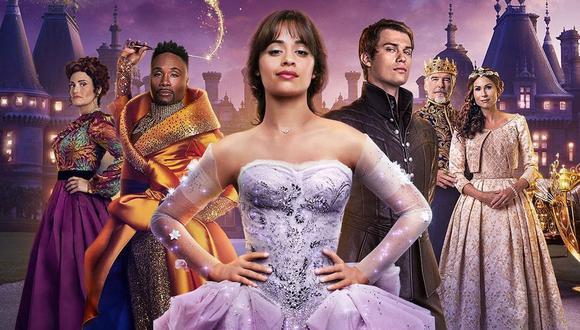 """Camila Cabello demuestra que no quiere ser la típica princesa de cuento en el tráiler de """"Cinderella"""". (Foto: Captura)"""