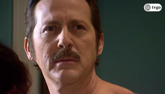 El actor Paul Martin interpreta a Pedro Bravo, 'Pichón', en la serie televisiva (Foto: De vuelta al barrio / América TV)