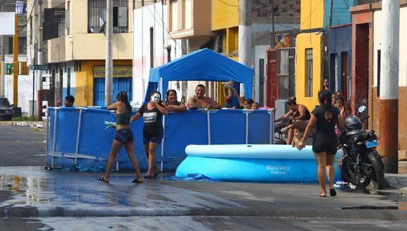 Bellavista decomisará piscinas portátiles y multará a sus propietarios. (Imagen referencial/GEC)