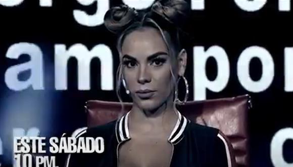 """El nuevo episodio de """"El valor de la verdad"""" tendrá como invitada a la modelo Aída Martínez. (Captura de pantalla)"""