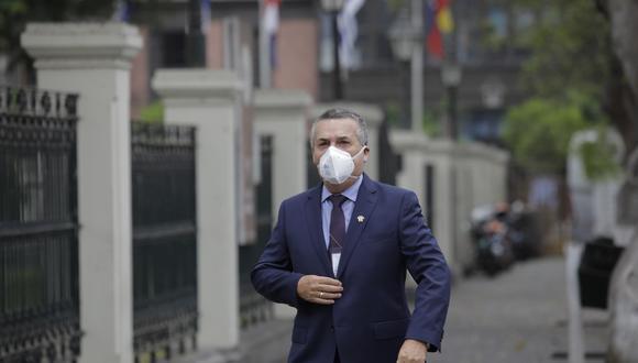 Jesús Gálvez dijo que le han ofrecido dinero y una operación para que no testifique contra Daniel Urresti. (Foto: Archivo de GEC)