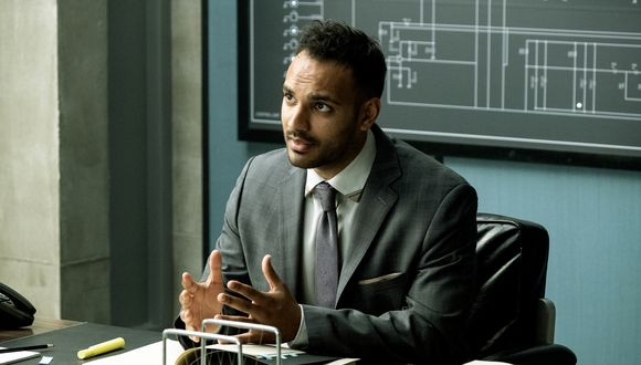 Arjun Gupta ha dado vida al mago William 'Penny' Adiyodi a lo largo de cinco temporadas. (Crédito: SyFy)