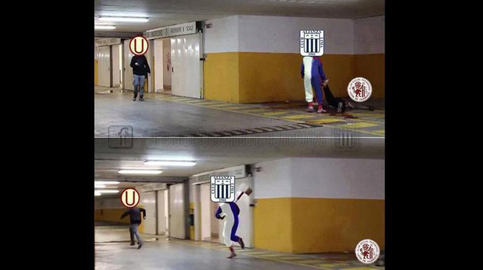 Memes: la victoria de Alianza Lima sobre la 'U' en el clásico - 2