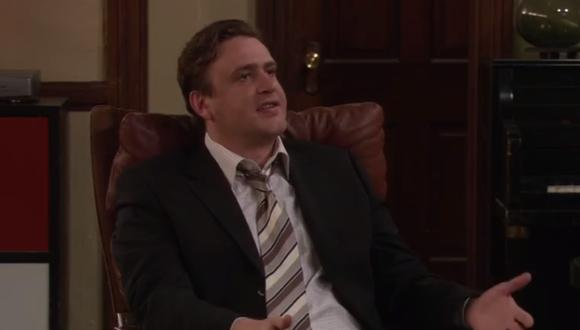 "¿Marshall fue robado por un mono realmente en ""How I Met Your Mother""? (Foto: CBS)"