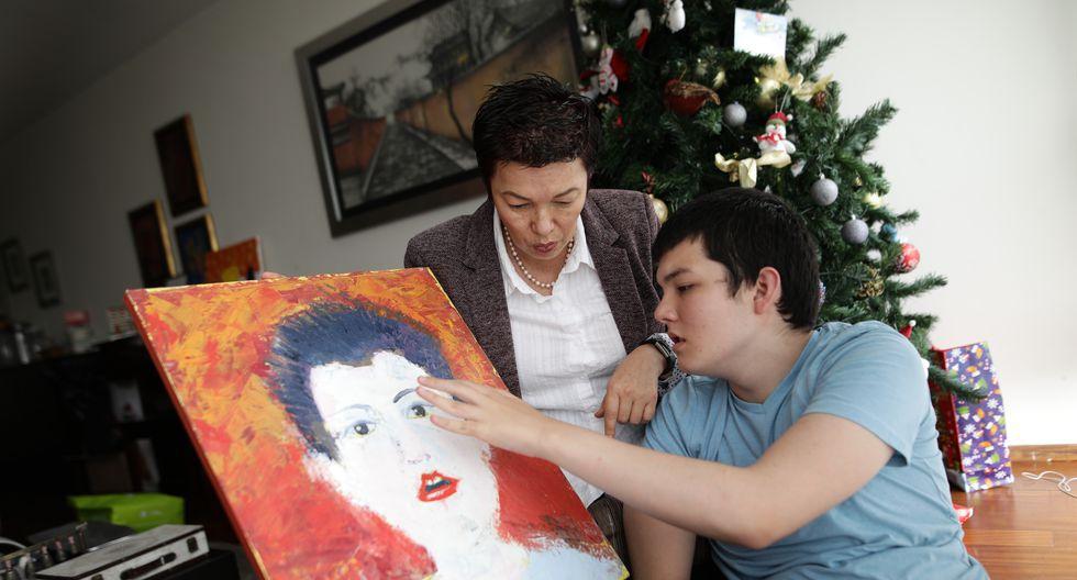 En el 2011 fundó la ONG ¡Soy Autista y Qué!(Foto: Archivo El Comercio)