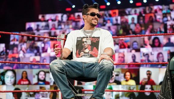 El 'Conejo Malo' hará su debut en un ring de la WWE y peleará ante The Miz en un feudo que llegaría a su fin en Wrestlemania (WWE Twitter)