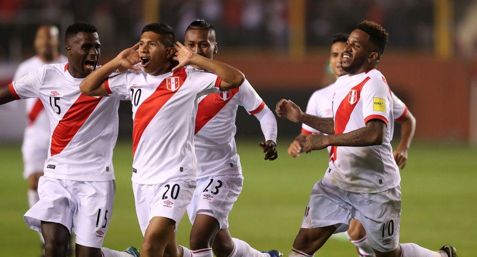 Perú venció a Bolivia y se mete a la pelea por la clasificación directa al Mundial de Rusia 2018. Nuestros atacantes demostraron su jerarquía pese a la ausencia de Paolo Guerrero. Foto: EFE