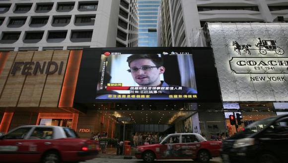 Parlamento Europeo invita a Snowden a hablar sobre espionaje