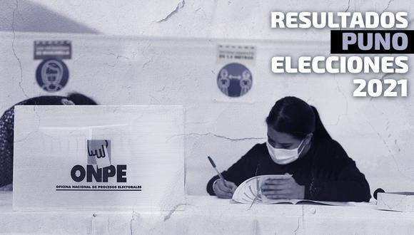 Conoce los resultados de las Elecciones 2021 en la región Puno, según el conteo de la ONPE | Foto: Diseño El Comercio