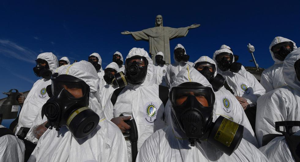 Coronavirus en Brasil | Últimas noticias | Último minuto: reporte de infectados y muertos hoy, miércoles 07 de octubre del 2020 | Covid-19 | Foto: Mauro Pimentel / AFP