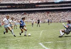 Diego Maradona: así logró ganar el mundial de México 86