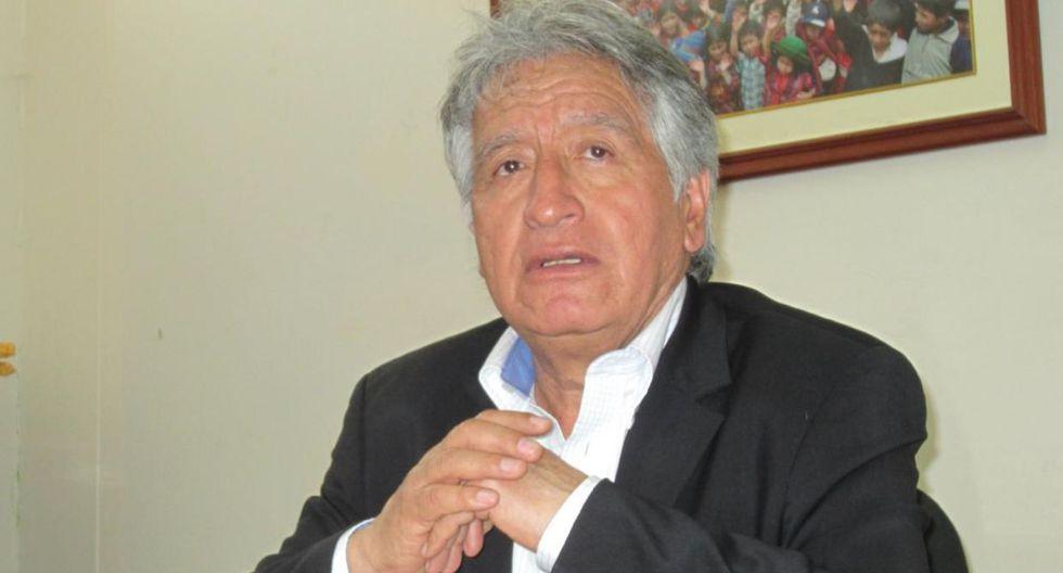 Excongresista Virgilio Acuña defiende acuerdo con UPP con miras a las elecciones de enero de 2020 (GEC)