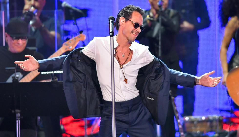Marc Anthony regresa al Perú y promete, una vez más, un concierto inolvidable. (Foto: AFP)