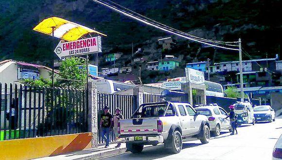 Huancavelica. Varias de las víctimas llegaron de urgencia dos días después pero no pudieron superar el cuadro de gravedad. (GEC)