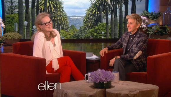 Meryl Streep demostró por qué es la mejor actriz de Hollywood