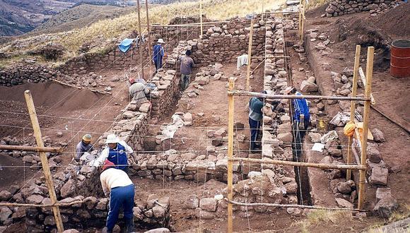 Para los trabajos de gabinete se debe evitar el hacinamiento en los laboratorios o almacenes del proyecto arqueológico.
