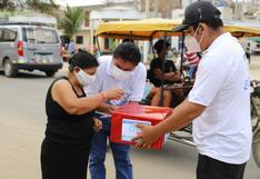 Piura: municipio de Máncora realiza colecta para la compra de una planta de oxígeno