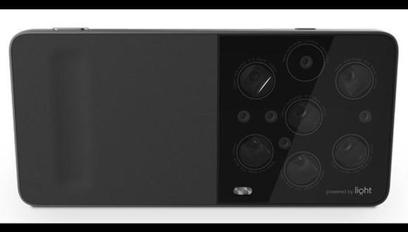 Empresa busca crear un celular con una cámara de 52 megapíxeles