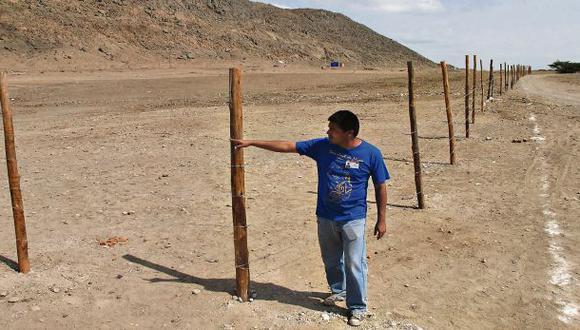 Hombre construye cerco y causa daños en complejo arqueológico