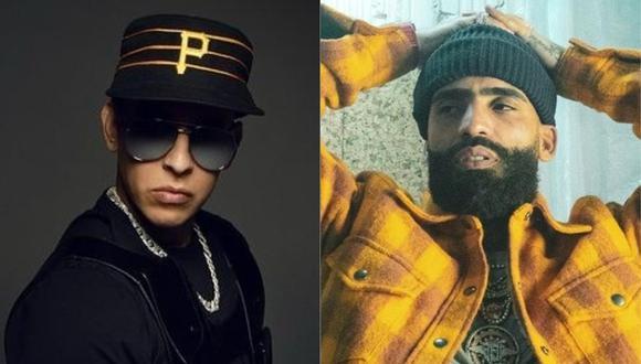 Daddy Yankee dejó de seguir a Arcangel en redes sociales tras sus polémicas declaraciones. (Foto: @daddyyankee/@arcangel)