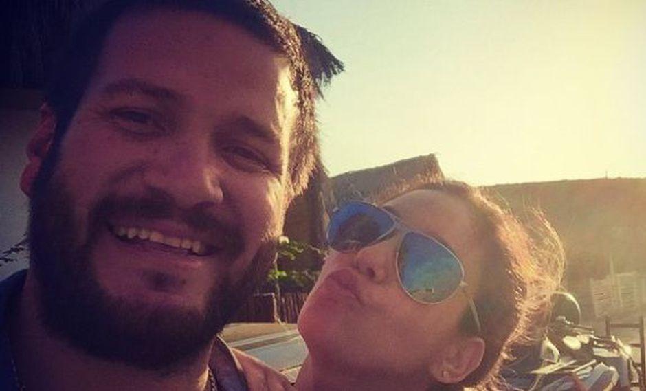 Tilsa Lozano niega que su pareja carezca de trabajo