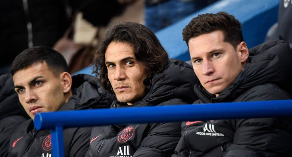 Edinson Cavani está próximo a acabar su vínculo contractual con el París Saint-Germain. (Foto: AFP)