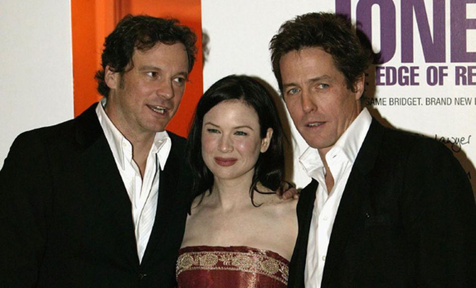 "Hugh Grant no estará en ""El diario de Bridget Jones 3"""