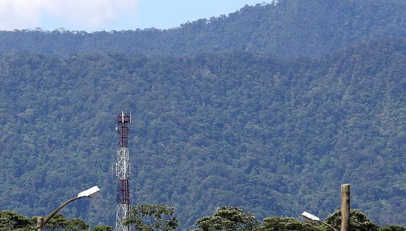 La selva del país será uno de los focos del plan Todos Conectados. (Foto: El Comercio)
