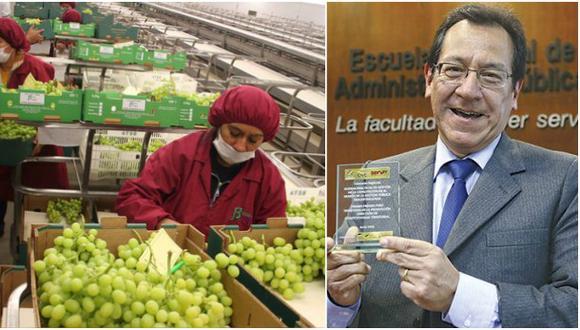 El Produce anunció que retomarán las políticas de diversificación productiva, entre las que se encuentran las mesas de trabajo. A la derecha, Ricardo Pérez Luyo. (Foto: Difusión/El Peruano)