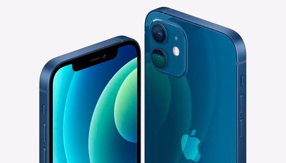 Así se ve el iPhone 12. (Difusión)
