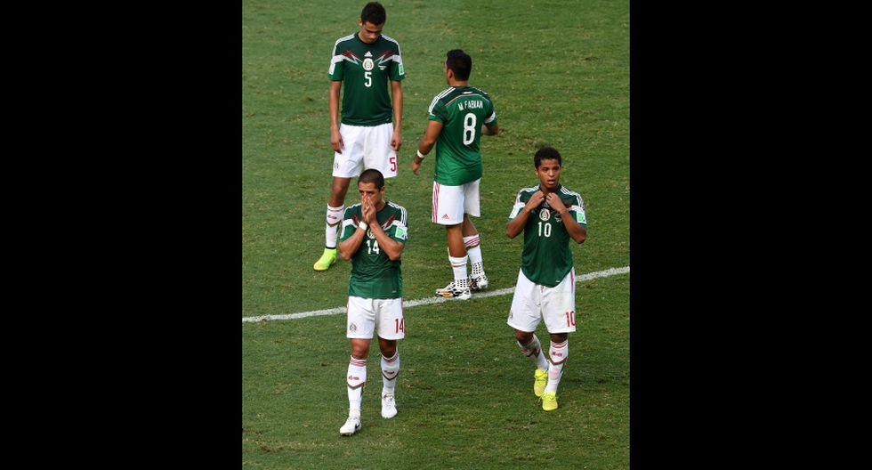 México: llanto y decepción tras la eliminación del Mundial - 12