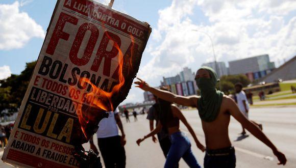 Latinoamérica: Las cinco batallas que afronta el presidente Jair Bolsonaro en Brasil | NOTICIAS EL COMERCIO PERÚ