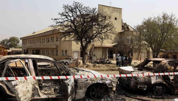 Boko Haram vuelve a sembrar el terror con semiautomáticas