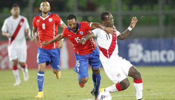 ¿Cuáles fueron las siete últimas goleadas sufridas por Perú?
