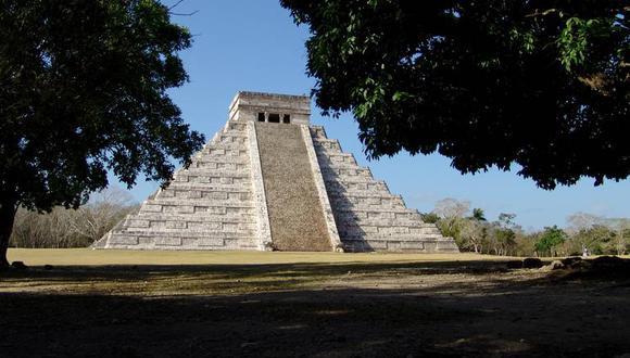 Zona maya. Foto: AP