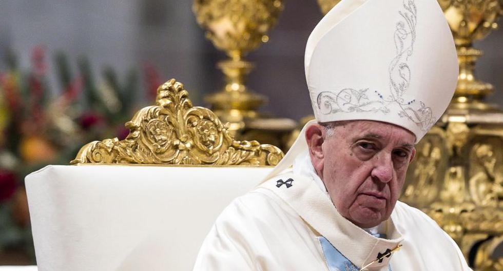 """""""Debemos creer que el otro tiene nuestra misma necesidad de paz"""", dijo el papa Francisco. (Foto: Archivo/EFE)."""