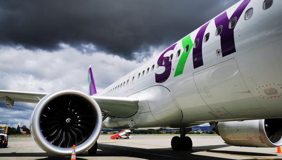 Sky Airline operará nuevas rutas interregionales. (Foto: GEC)