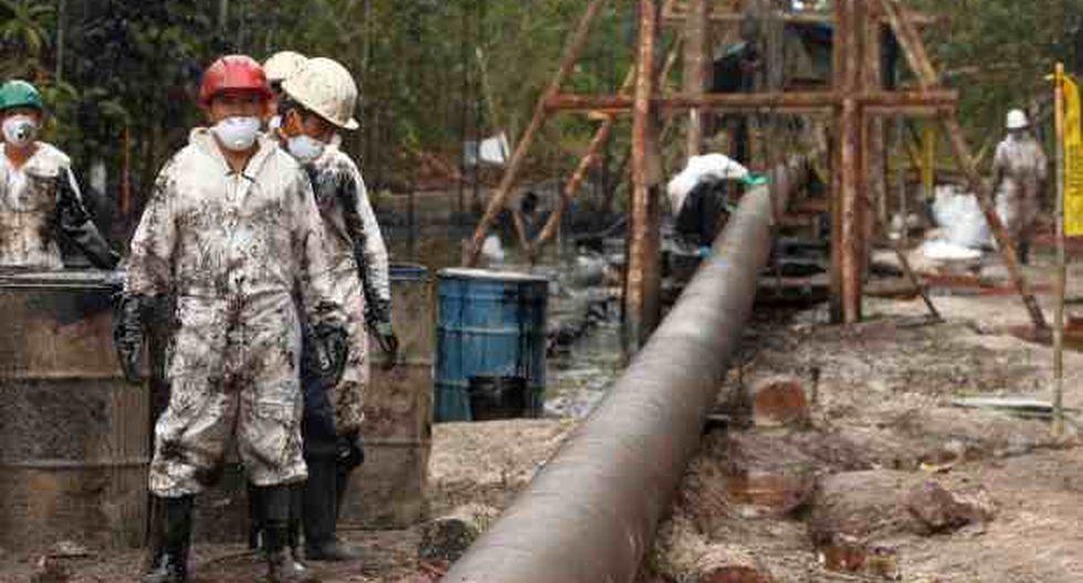 Loreto: Petro-Perú confirma derrame de crudo cinco días después